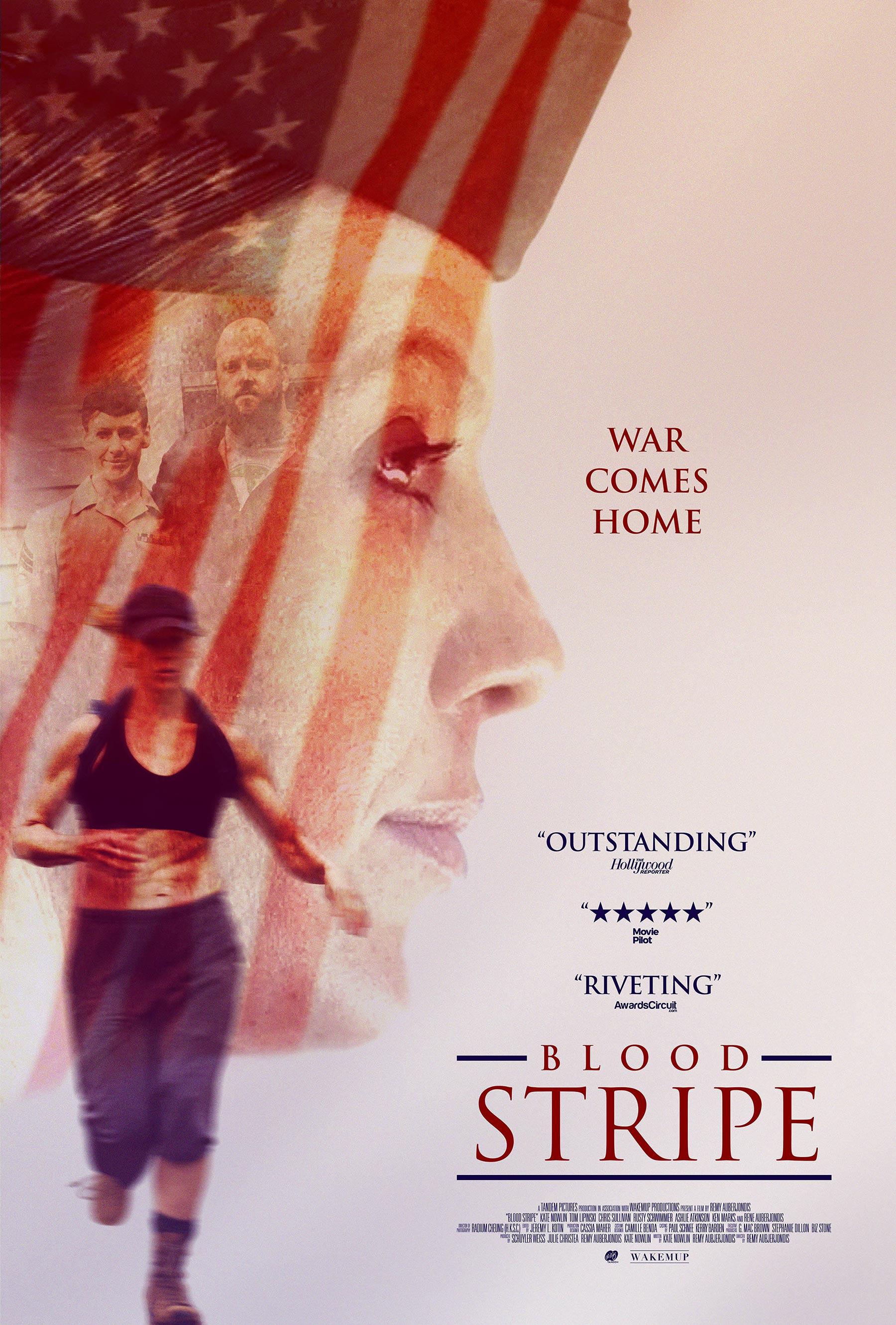 Blood Stripe Poster #1