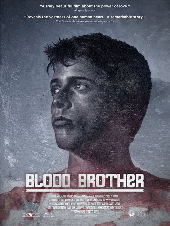 Blood Brother Poster #1