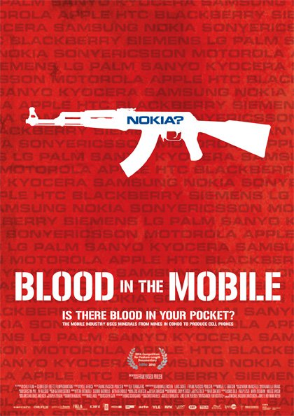 Blood in the Mobile Poster #1