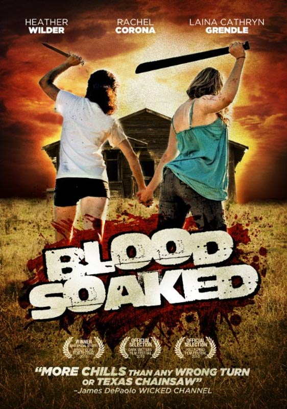 Blood Soaked Poster #1