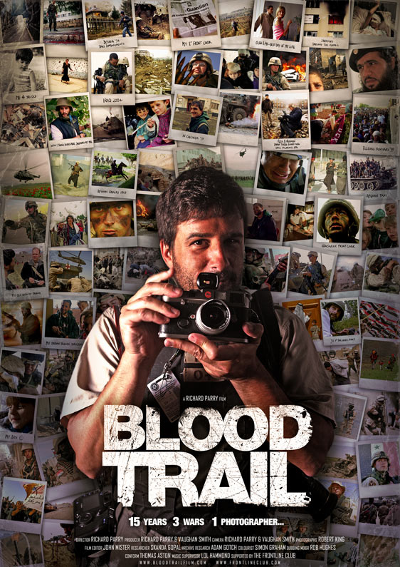 Blood Trail Poster #1