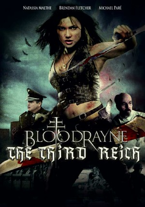 Bloodrayne: The Third Reich Poster #1