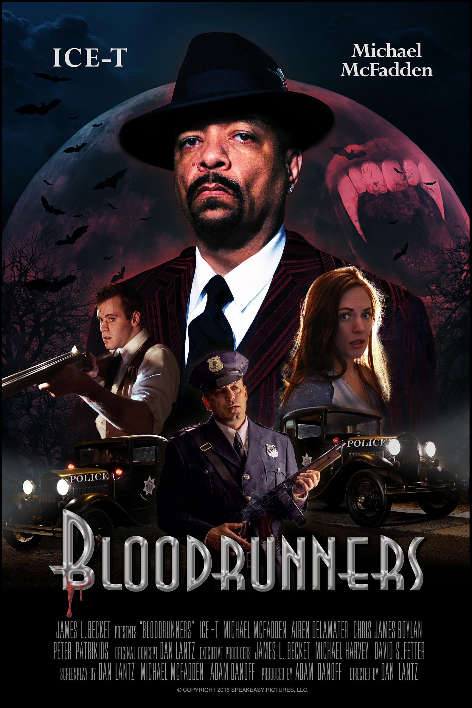 Bloodrunners Poster #1