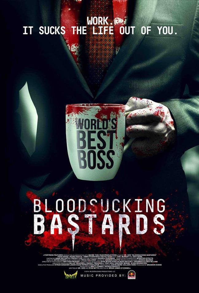 Bloodsucking Bastards Poster #1
