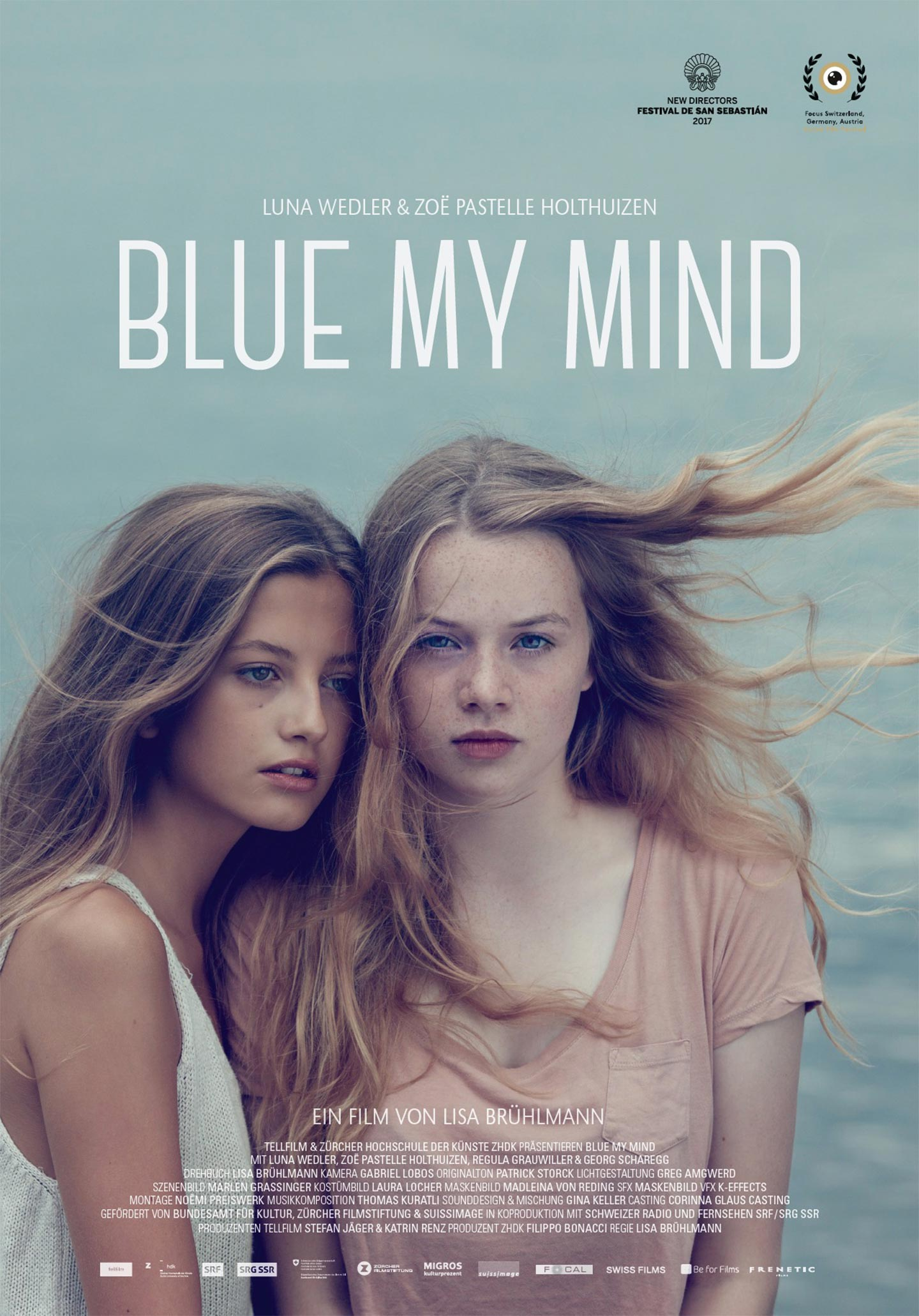 Blue My Mind Poster #1