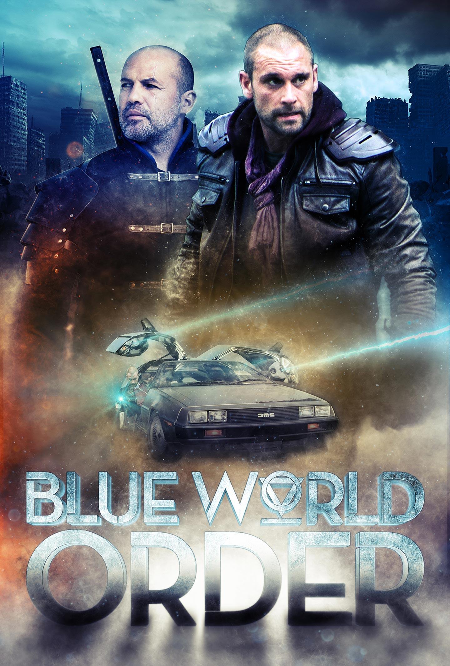 Blue World Order Poster #1