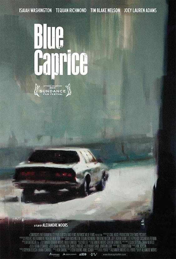 Blue Caprice Poster #1
