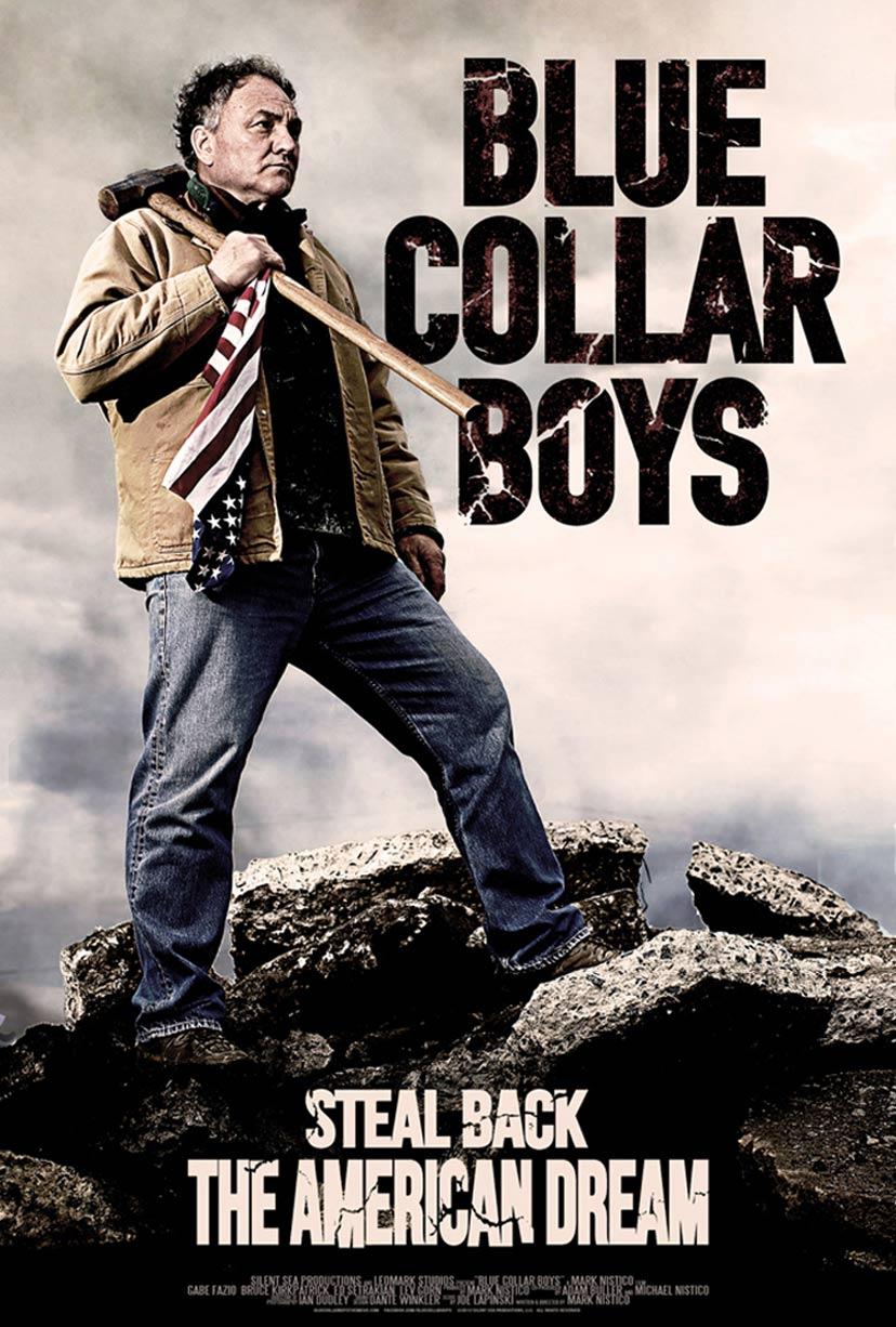 Blue Collar Boys Poster #1