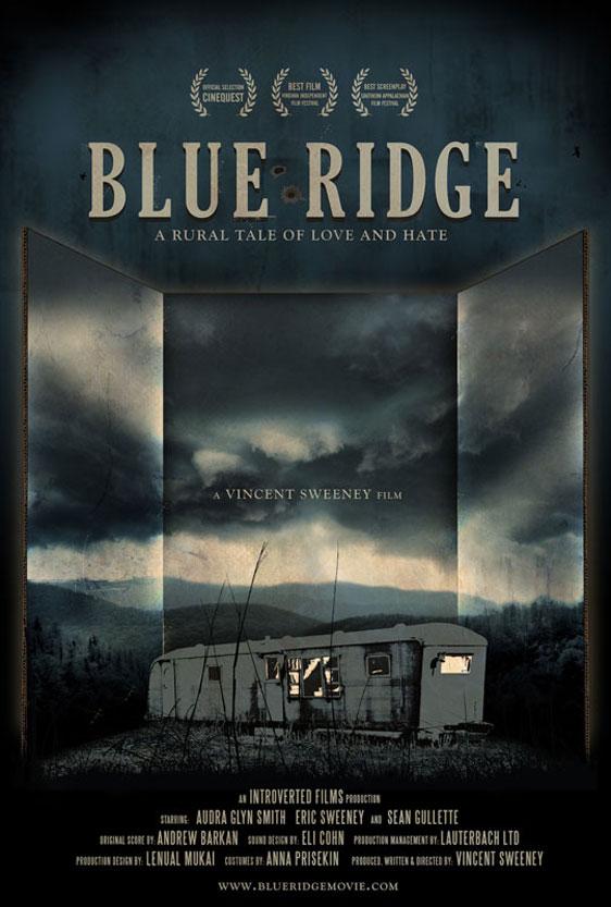 Blue Ridge Poster #1