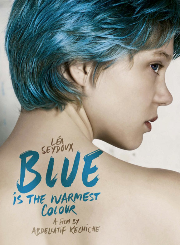 Blue is the Warmest Color Poster #1