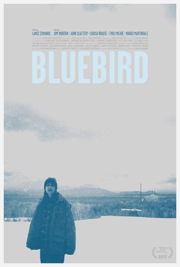 Bluebird Poster #1
