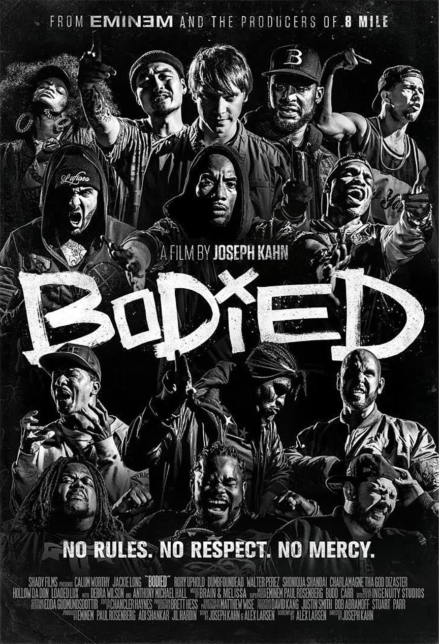 Bodied Poster #1