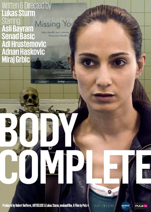 Body Complete Poster #1