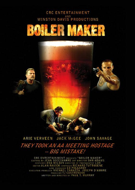 Boiler Maker Poster #1