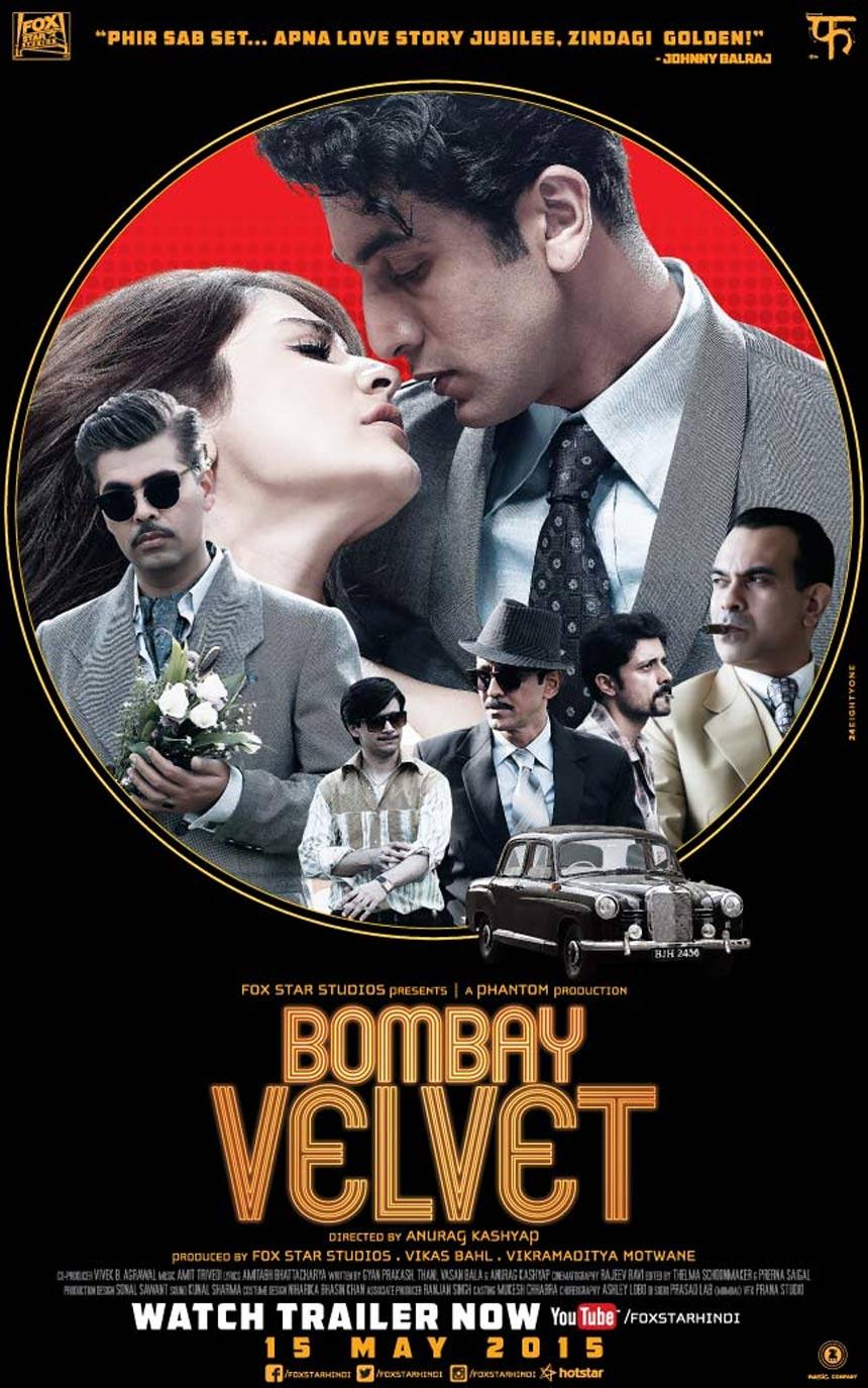 Bombay Velvet Poster #1