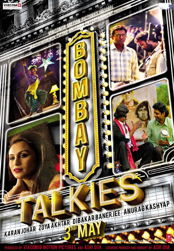 Bombay Talkies Poster #1