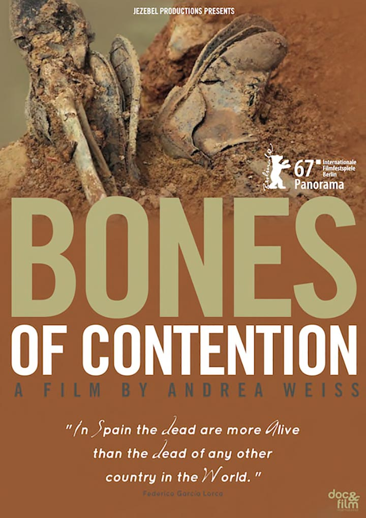 Bones of Contention Poster #1