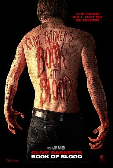 Clive Barker's Book of Blood Poster #1