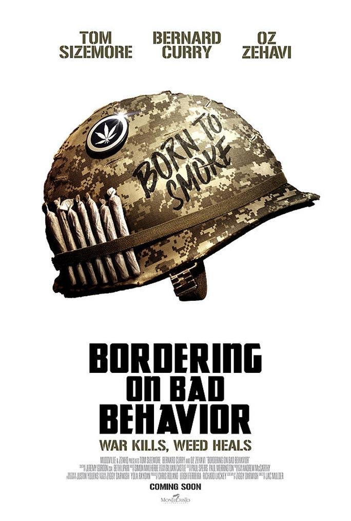 Bordering on Bad Behavior Poster #1