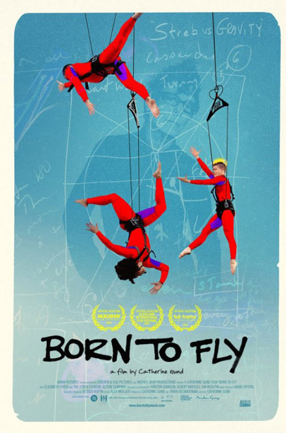 Born To Fly Poster #1