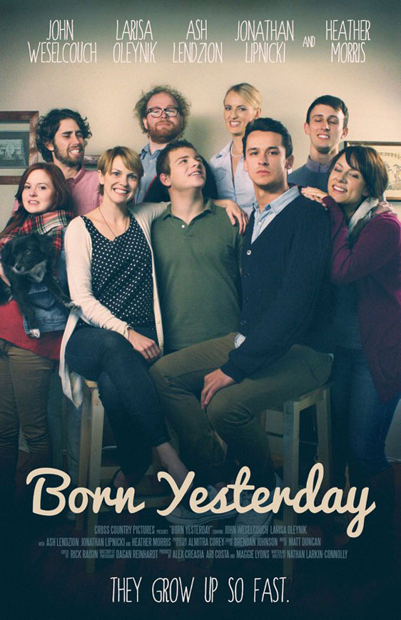 Born Yesterday Poster #1