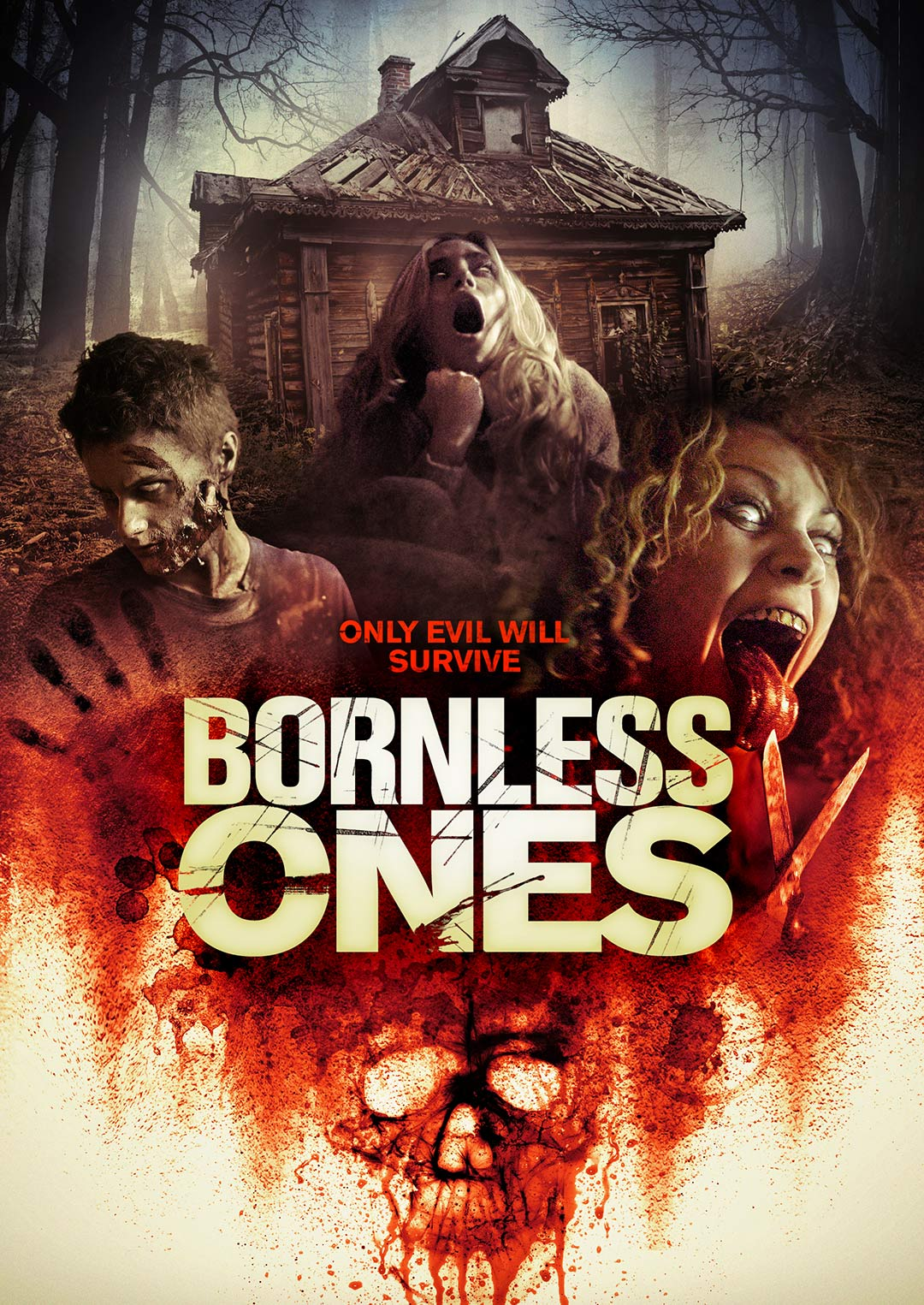 Bornless Ones Poster #1