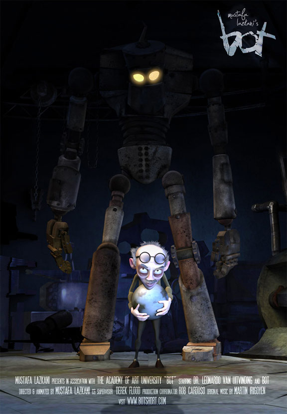 Bot Poster #1