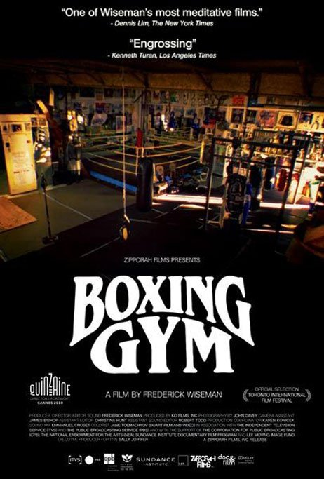 Boxing Gym Poster #1
