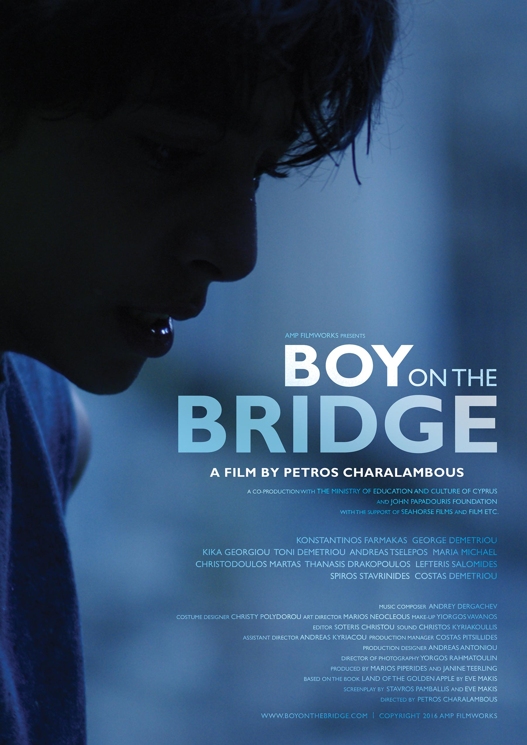 Boy on the Bridge Poster #1