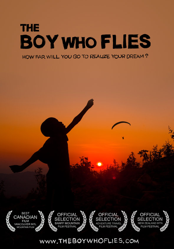 The Boy Who Flies Poster #1