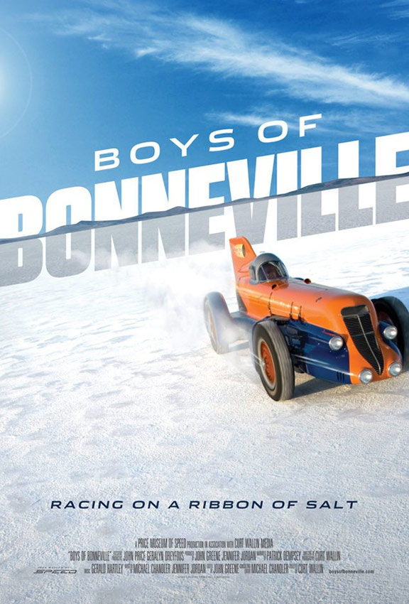 Boys of Bonneville: Racing on a Ribbon of Salt Poster #1