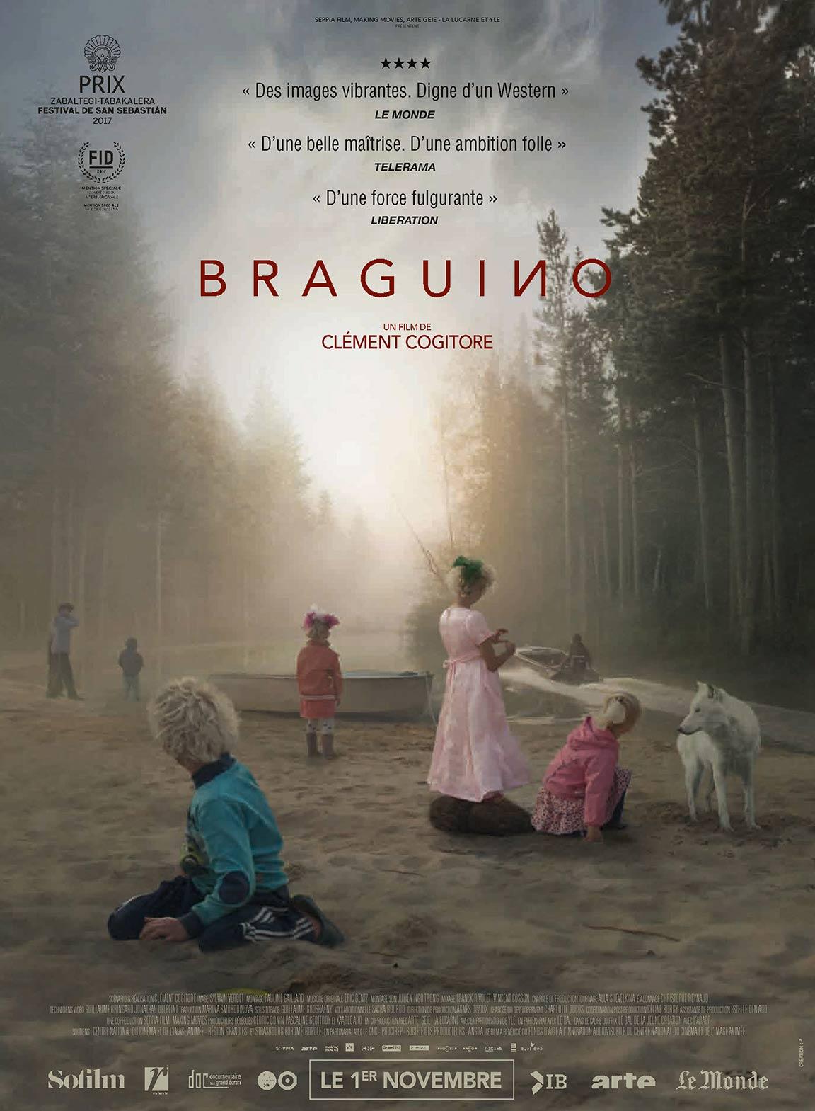 Braguino Poster #1