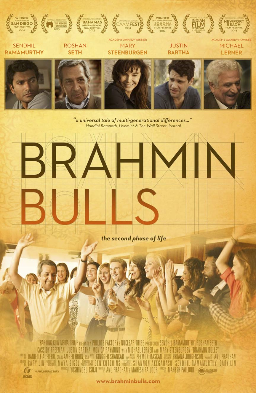Brahmin Bulls Poster #1