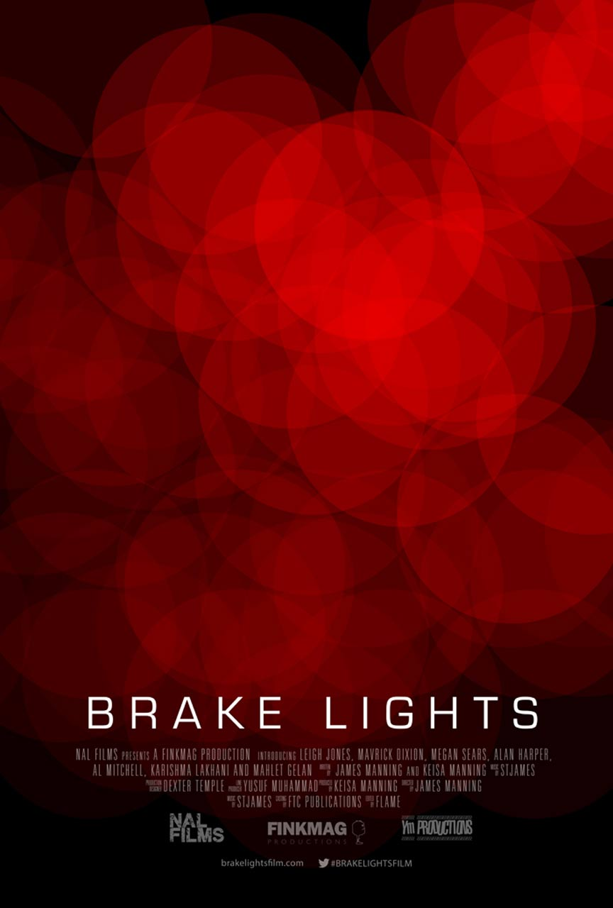 Brake Lights Poster #1