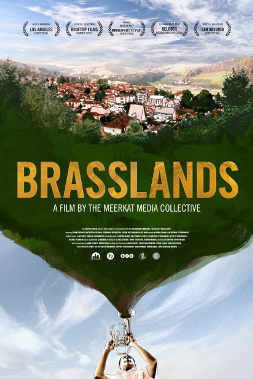 Brasslands Poster #1