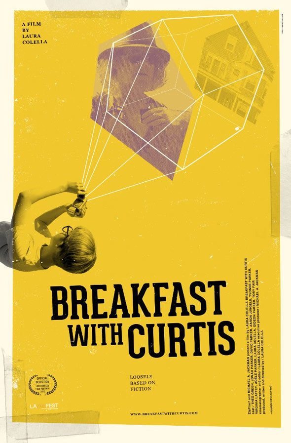 Breakfast with Curtis Poster #1