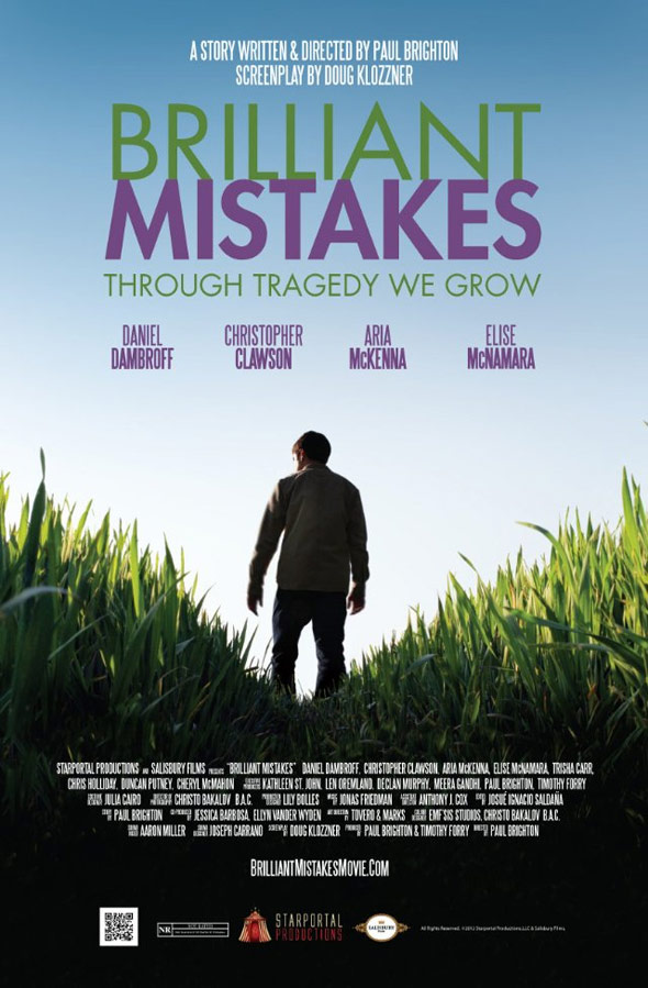 Brilliant Mistakes Poster #1