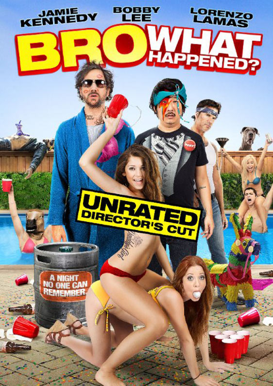 Bro, What Happened? Poster #1