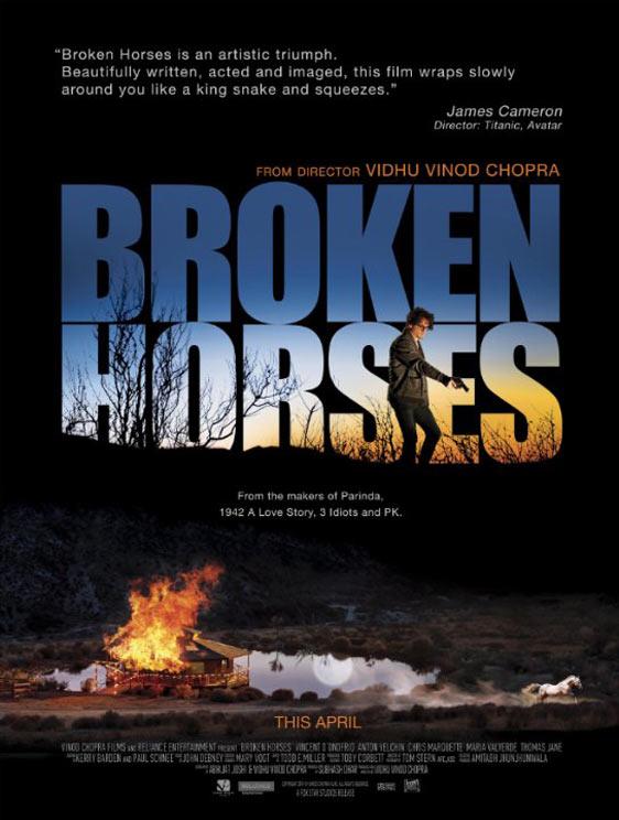 Broken Horses Poster #1