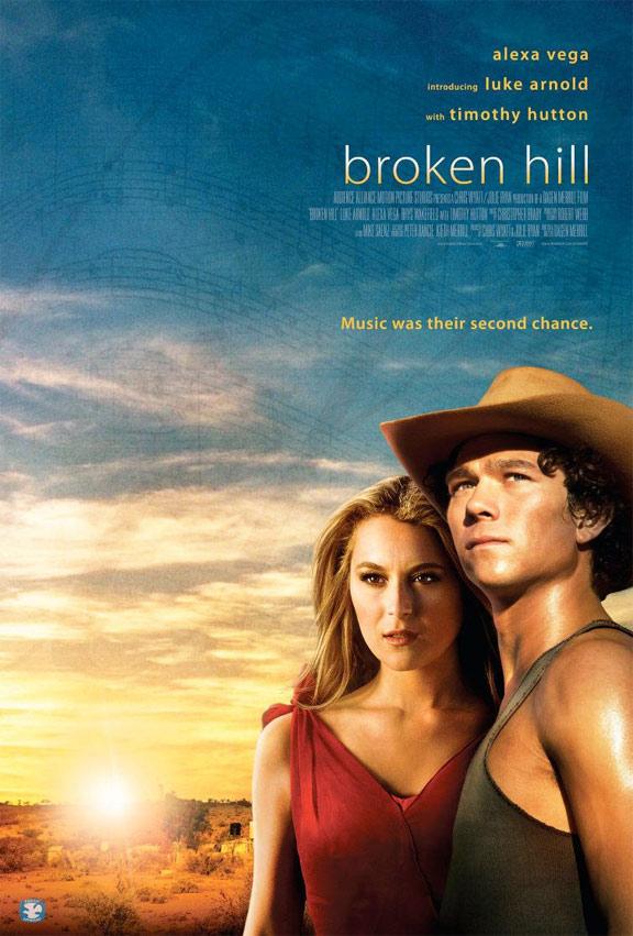 Broken Hill Poster #1