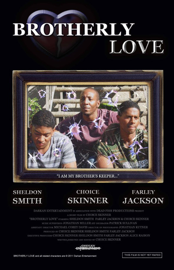 Brotherly Love Poster #1
