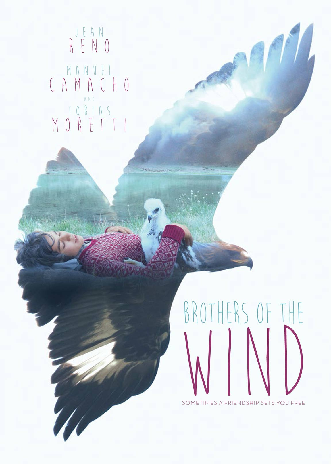Brothers of the Wind Poster #1