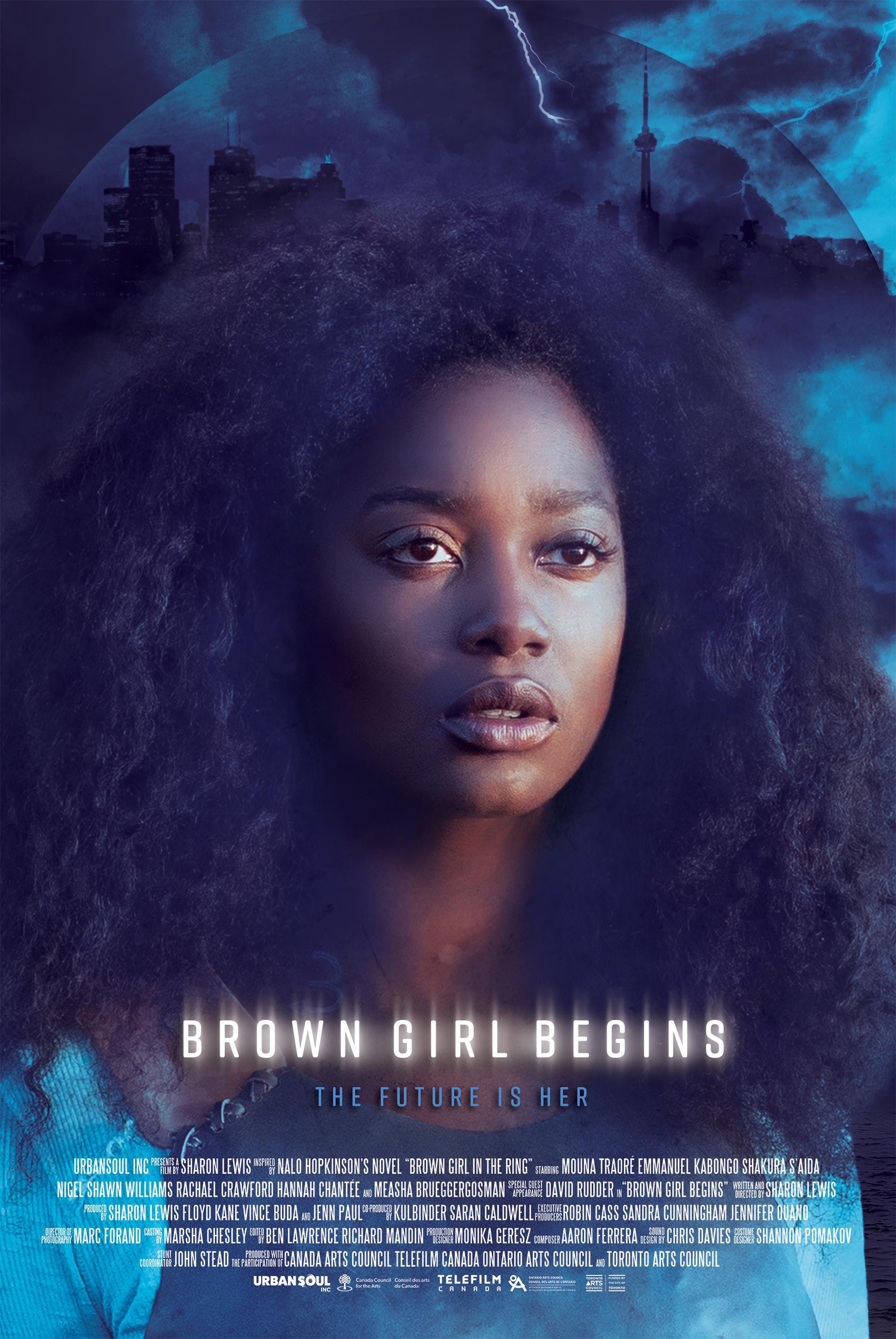 Brown Girl Begins Poster #1
