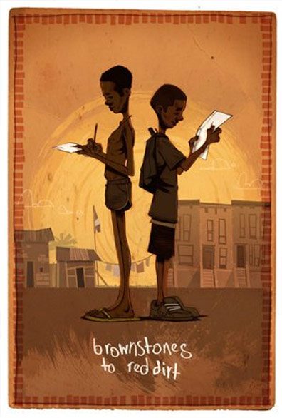 Brownstones to Red Dirt Poster #1