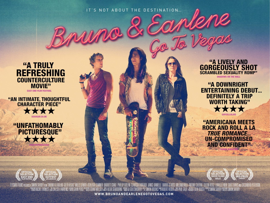 Bruno & Earlene Go to Vegas Poster #2