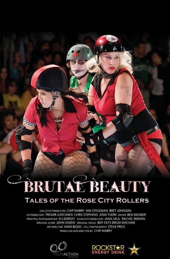 Brutal Beauty: Tales of the Rose City Rollers Poster #1