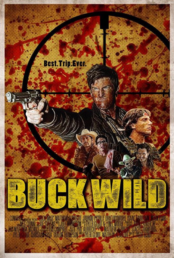 Buck Wild Poster #1