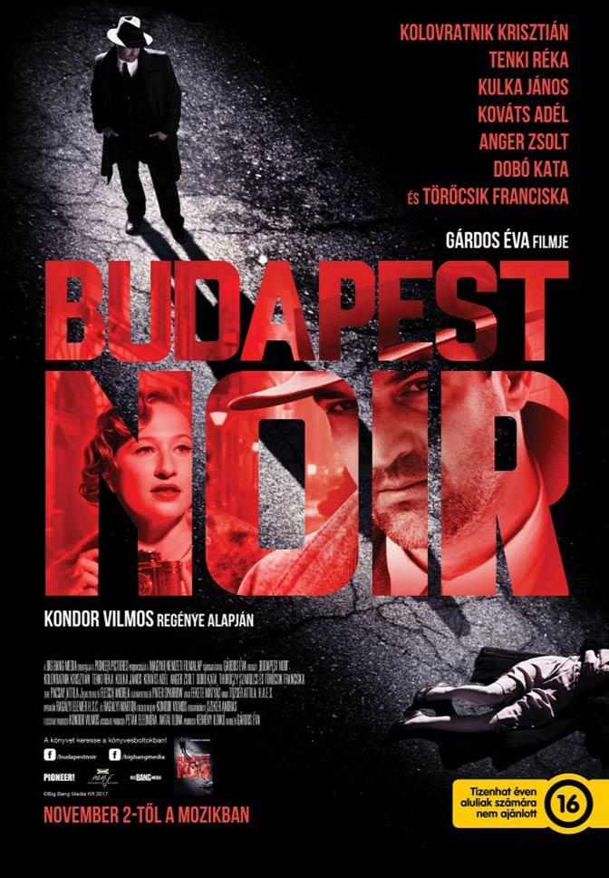 Budapest Noir Poster #1