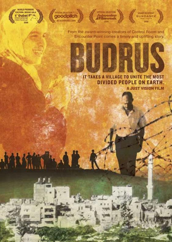 Budrus Poster #1