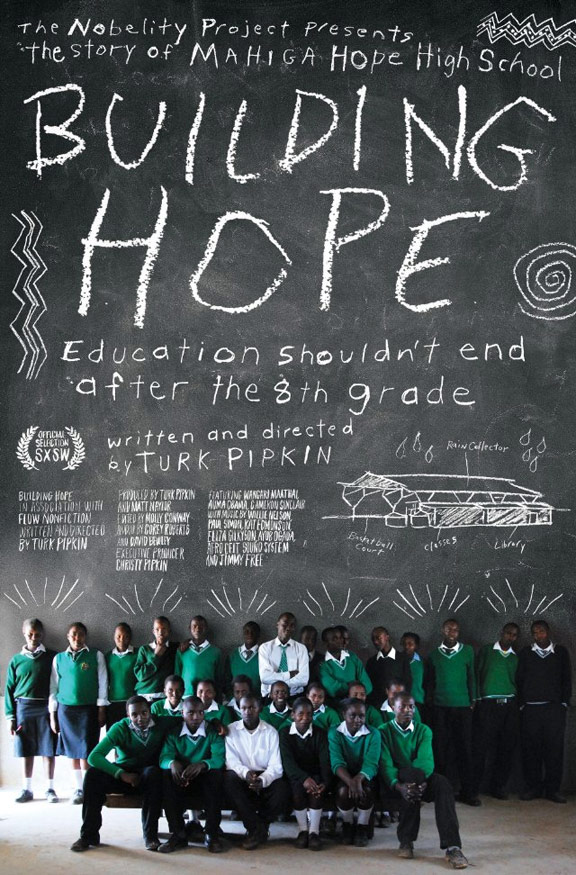 Building Hope Poster #1